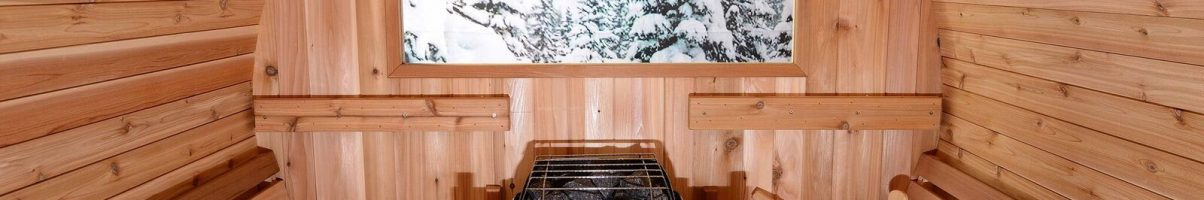 Home Sauna Buying Guide
