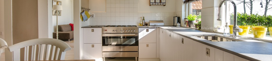 Advantages of a Large Kitchen