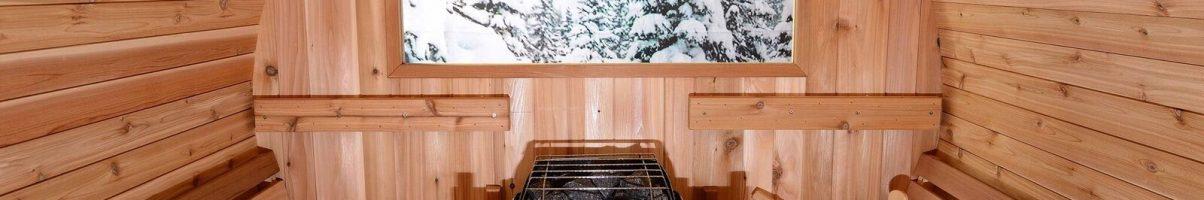 Home Sauna Buying Guide